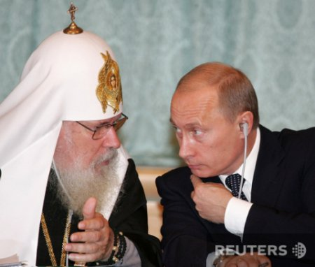 Наглое паскудство властей и церкви в России